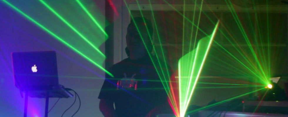Relax In The Lasers Like FGTH